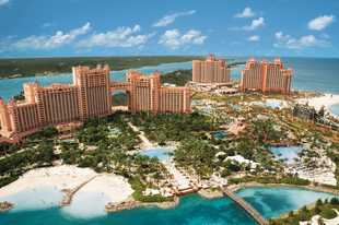 The Atlantis Paradise Island resort is the host hotel for the Makers Wanted Bahamas Bowl, where rooms start at $450 per night for double occupancy the week of the game.