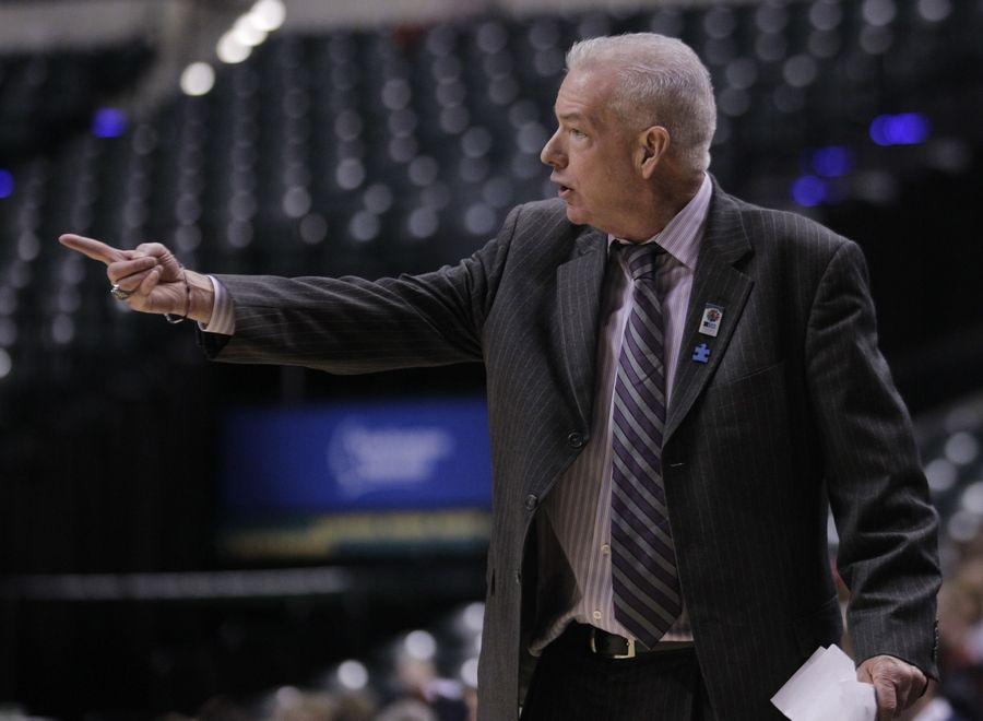 Northwestern women's basketball coach Joe McKeown (above) and Doug Bruno, whose teams squared off against each other on Sunday in Evanston, where DePaul escaped with a 70-68 win over Northwestern, are certainly different. A different breed.