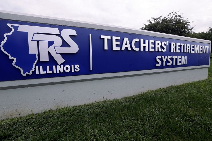 Pension debt for the Illinois Teachers' Retirement System and four other state-funded retirement programs has grown to a combined $137 billion, the largest amount ever.