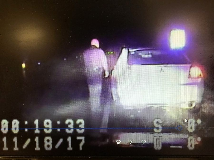 A car registered to South Elgin police officer Shane Christenson was stopped by Gilberts police in the early morning hours of Nov. 18, 2017, documents show. There was no police report or ticket issued after the 17-minute stop that involved two police squad cars.