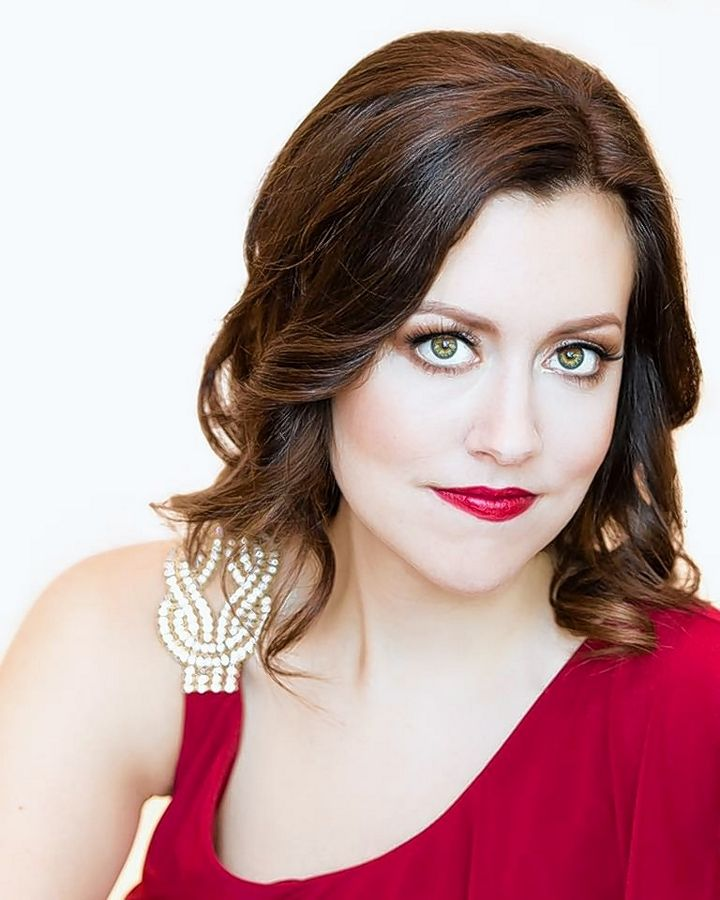 Soprano Katelyn Lee will be featured at the ESO's holiday concert performances.