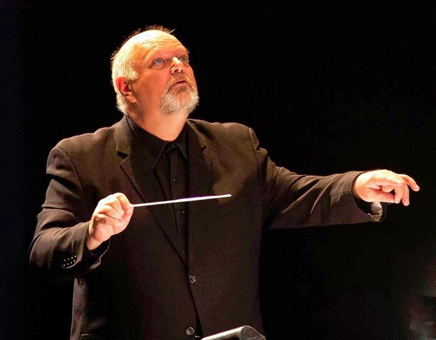 "Stephen Squires will conduct the Elgin Symphony Orchestra's ""Deck the Halls Holiday Concert"" Dec. 14-15 at the Hemmens."