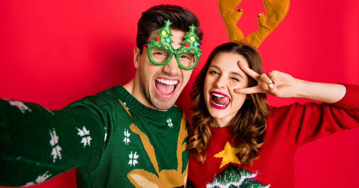 Ugly Christmas Sweater Parties taking over suburban bars