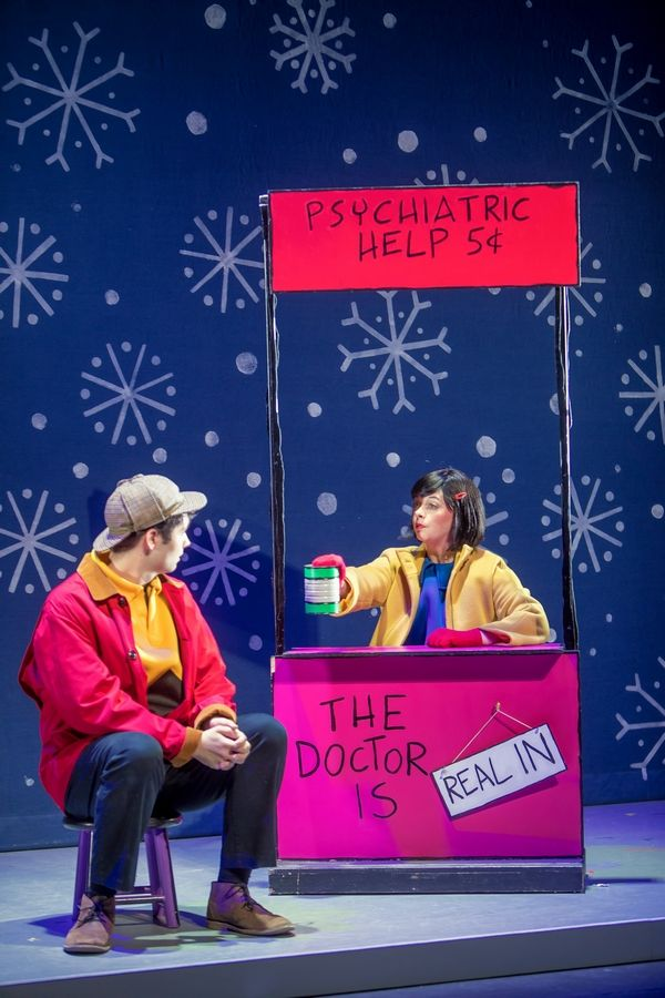 """A Charlie Brown Christmas Live On Stage"" plays the Rosemont Theatre Saturday, Dec. 14."