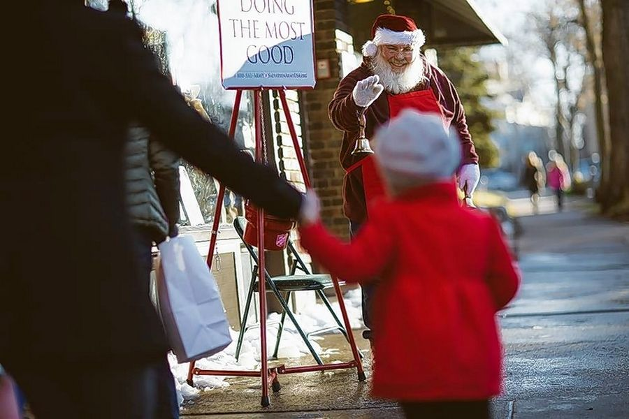 The Salvation Army of McHenry County's annual Red Kettle campaign needs volunteers for bell ringing in the run-up to Christmas.