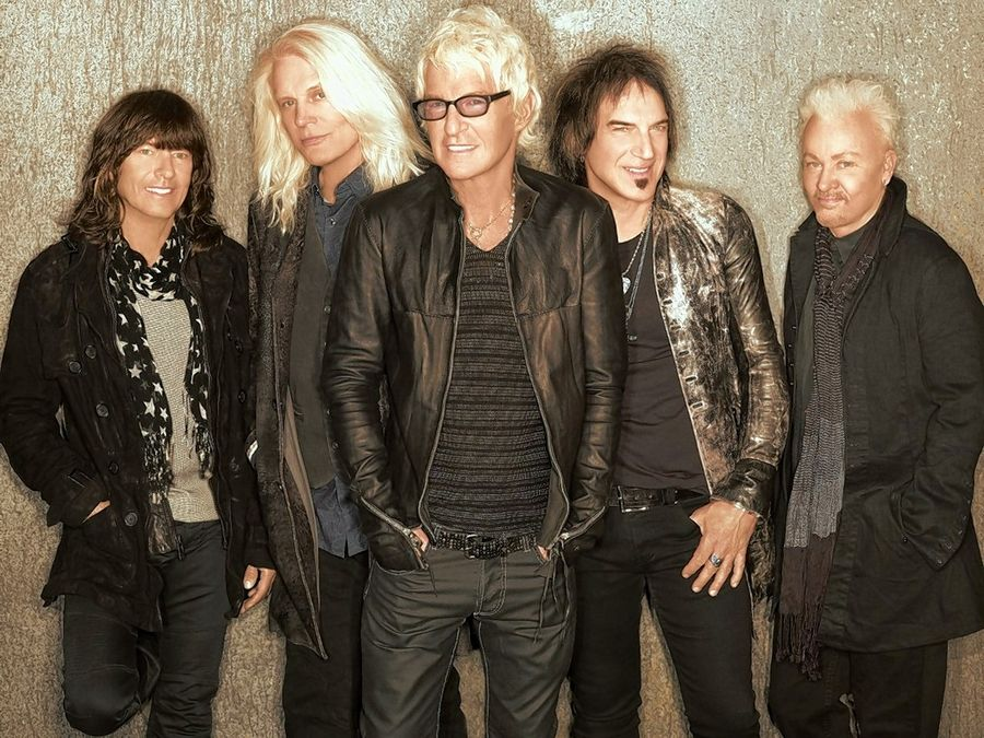 REO Speedwagon will return to perform at the Naperville Exchange Club's Ribfest celebration next summer when it moves to Romeoville.