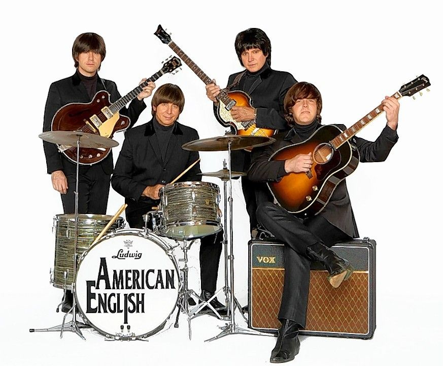 Catch American English when the band plays Crystal Lake's Raue Center for the Arts Tuesday, Dec. 31.