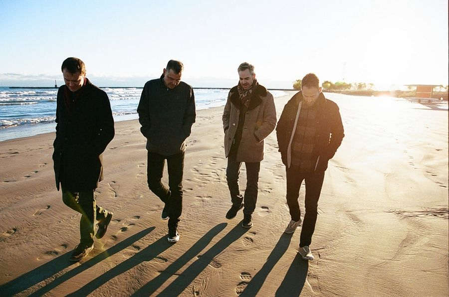 Spend an evening with American Football at Schubas in Chicago on NYE.