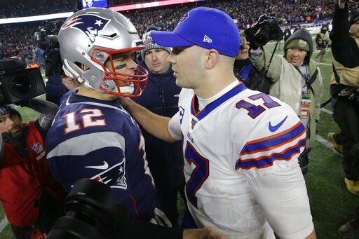 Despite loss, Bills in good shape going into playoffs