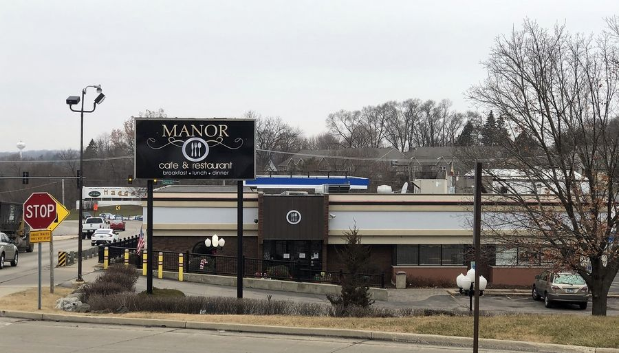 East Dundee's Manor Cafe and Restaurant closed this week, right after Migrate Restaurant, at 311 Barrington Ave., ceased operations.