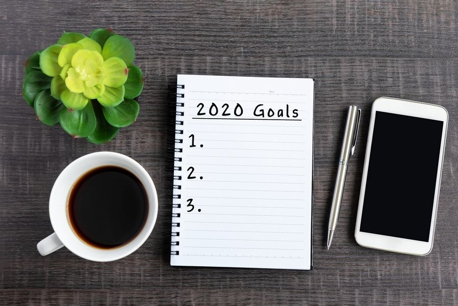 The key to achieving resolutions is to create a realistic, detailed plan.