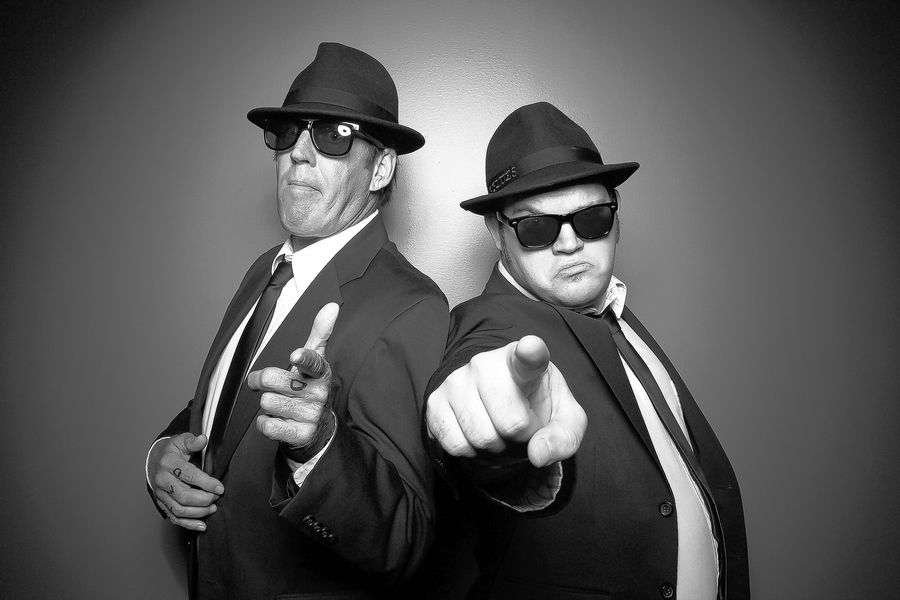 The Blooze Brothers return to the Raue Center for the Arts in Crystal Lake on Saturday, Jan. 4.