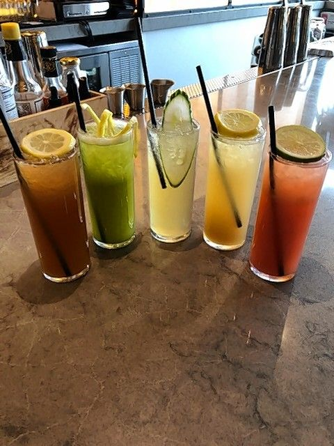 Roka Akor is offering a special mocktail menu during January.