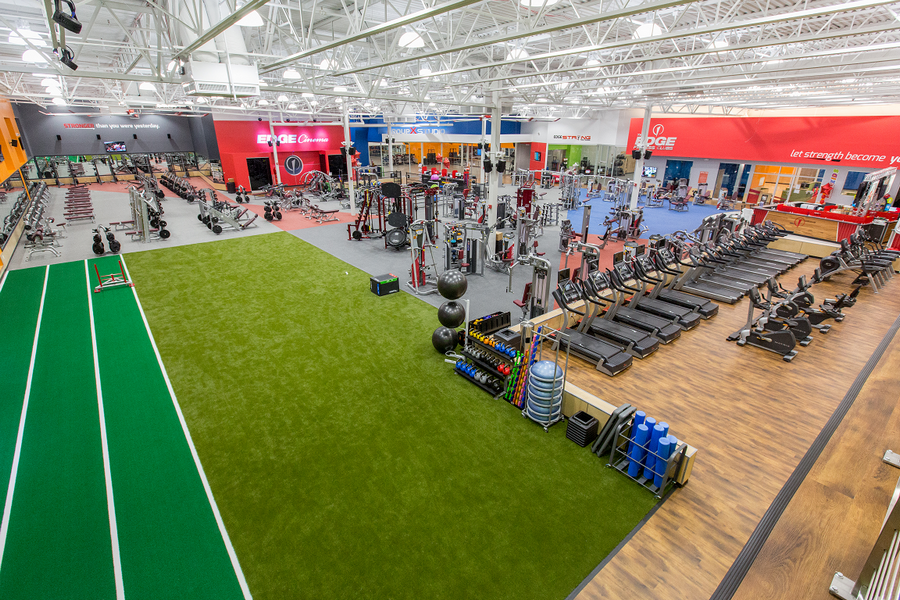 The Edge Fitness Clubs is making big moves in 2020 in the Chicago metro area with 5 locations opening starting in February with Naperville, followed by Orland Hills, Crystal Lake, Bloomingdale and Batavia.