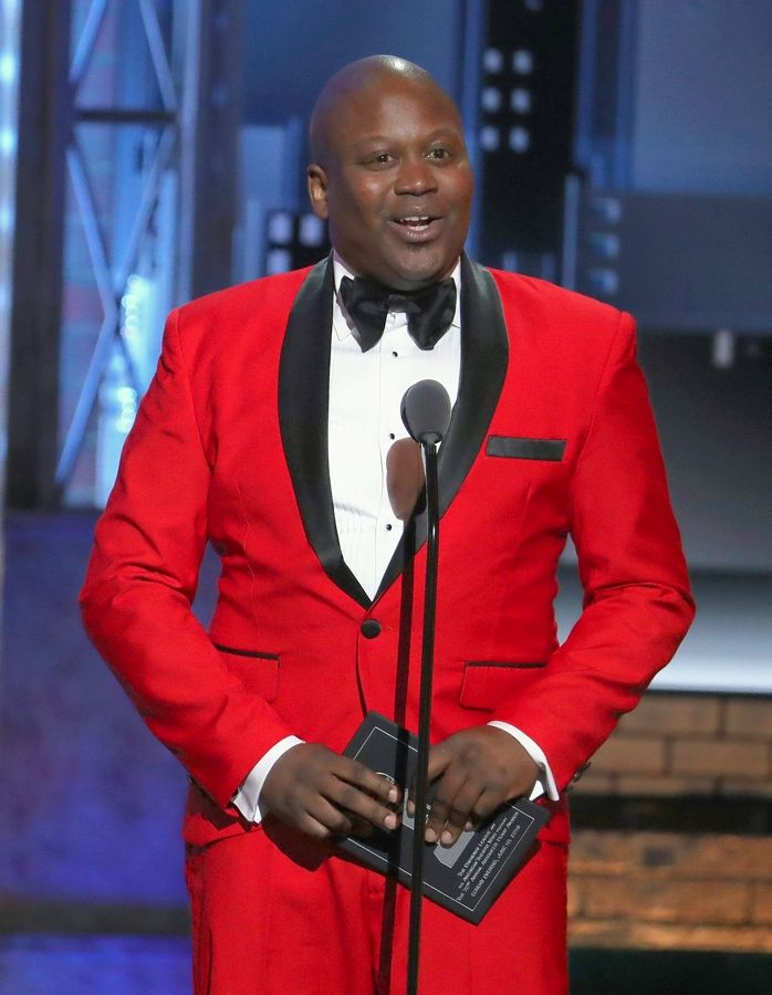Tituss Burgess comes to the Genesee Theatre in Waukegan at 8 p.m. Friday, March 13.