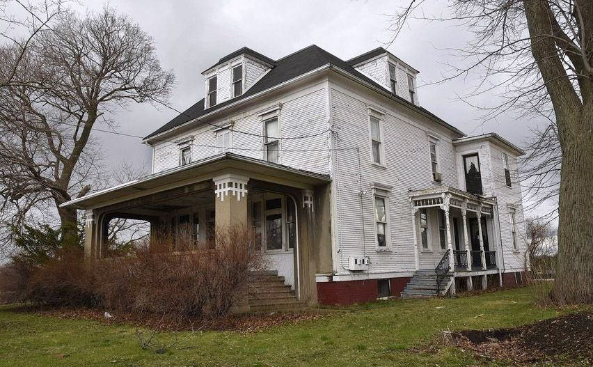 The Bergman farmhouse near the northwest corner of Algonquin and Ela roads in Hoffman Estates, which was 119 years old when demolished last summer, is expected to be remembered in the Hoffman Estates Park District's plans for the now vacant site.