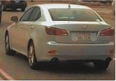 Sureel Dabawala was last seen driving her 2011 white Lexus sedan with Illinois license plate L411736