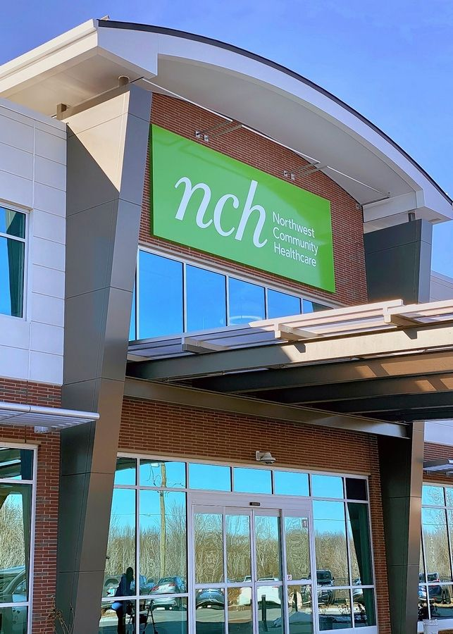A new two-story, 50,000-square-foot outpatient center operated by Northwest Community Healthcare opened this week in Kildeer.