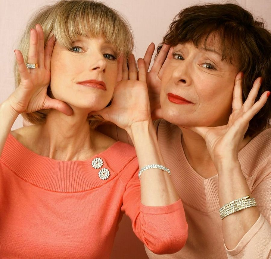 The Boomer Babes perform at the Metropolis Performing Arts Centre in Arlington Heights on Sunday, Jan. 12.