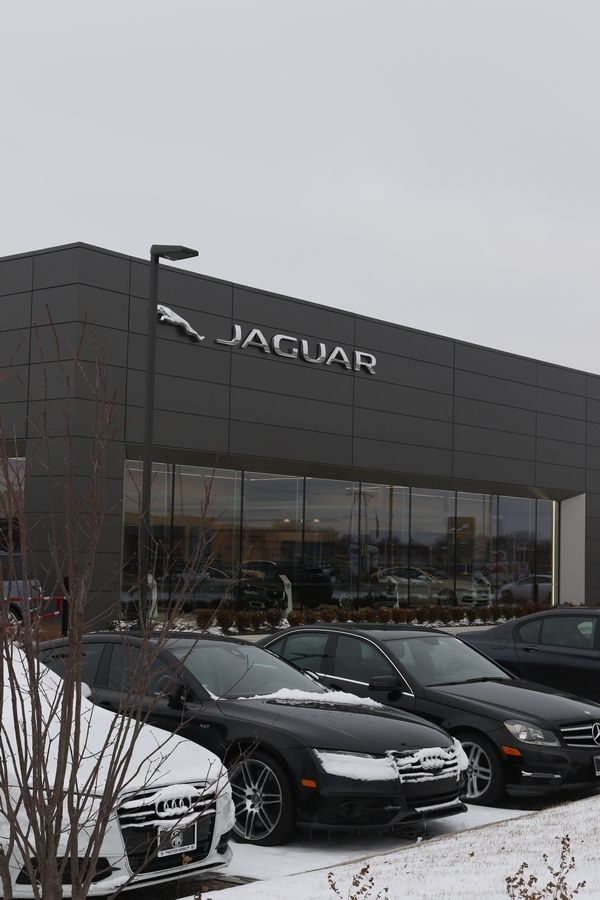 The Jaguar Land Rover dealership in Schaumburg is one of three luxury vehicle dealerships along Golf Road in Schaumburg and Hoffman Estates that the Zeigler Automotive Group is buying from Motor Werks Auto Group.