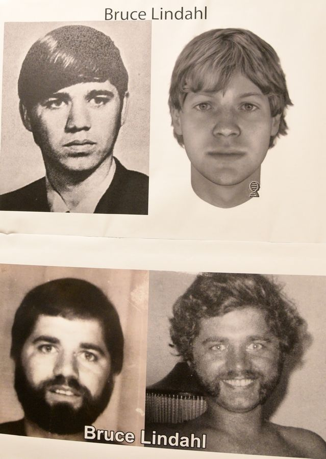 Bruce Lindahl has been identified as the killer in the 1976 murder of 16-year-old Pamela Maurer.