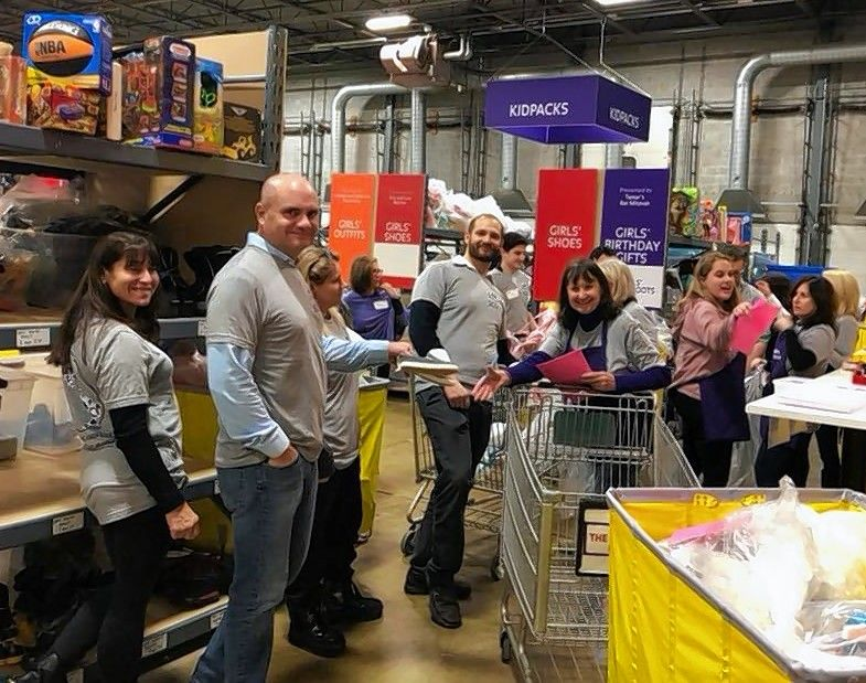 "Two years ago, participants in the ""Selfless for Scott Kindness Challenge"" partnered with Cradles to Crayons, an organization that provides children up to age 12, living in homeless or low-income situations, with essentials they need to thrive."