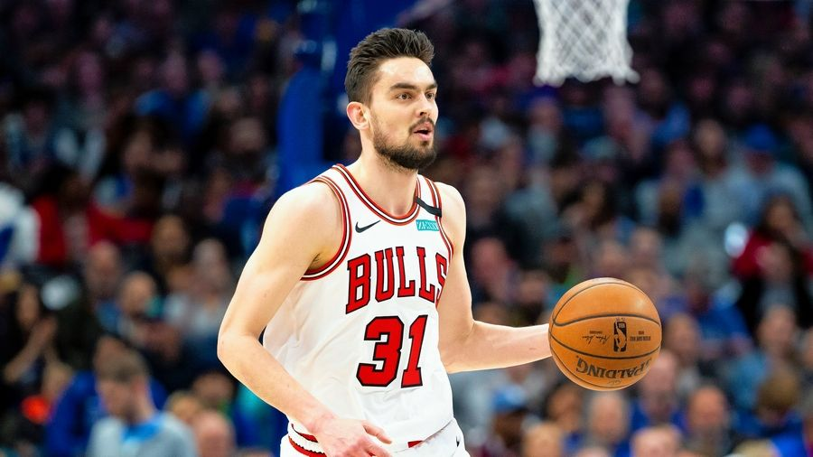Mike McGraw takes a look at three issues concerning the Chicago Bulls, starting with whether free-agent Tomas Satoransky is the long-term answer as the starting point guard.