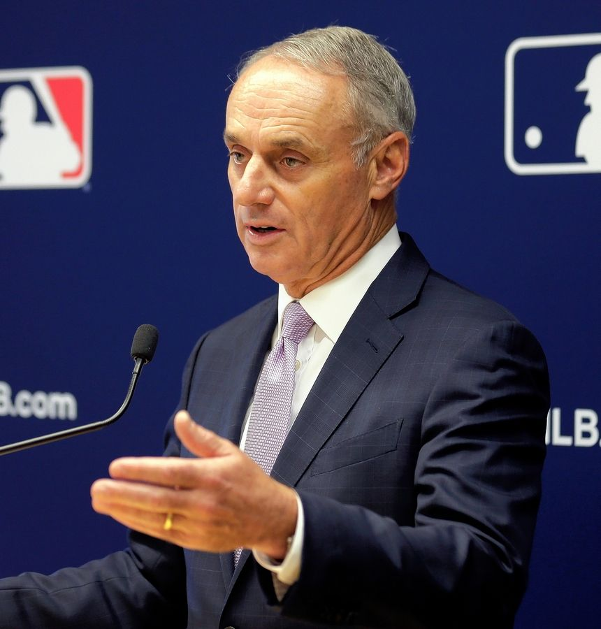 Major League Baseball Commissioner Rob Manfred likely hasn't dealt with the last of the cheating scandal.