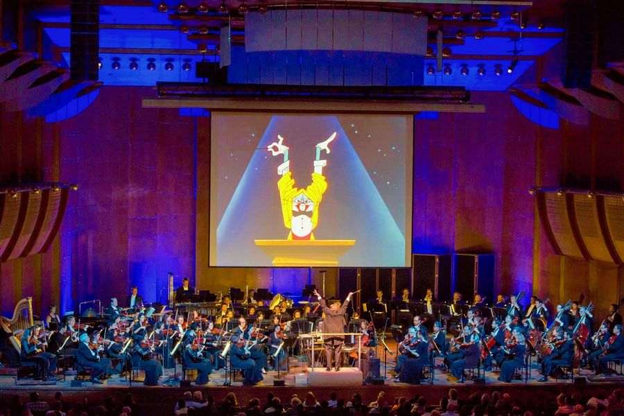 "Chicago's Symphony Center hosts ""Bugs Bunny at the Symphony"" on Saturday, Jan. 18."
