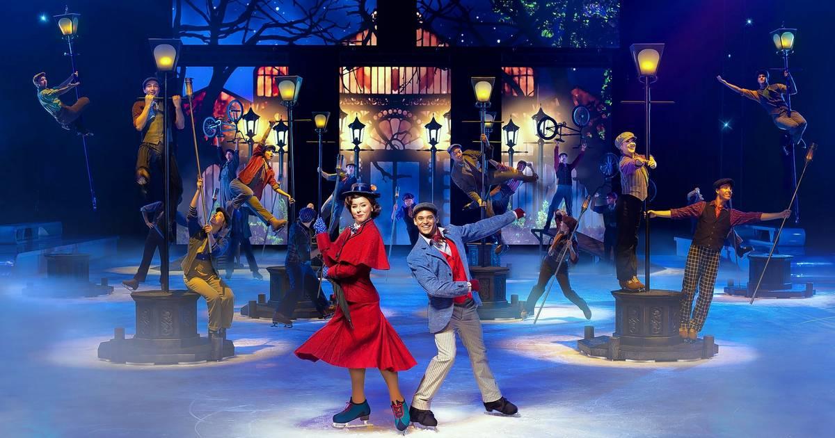 `Disney On Ice` returns to Allstate Arena...