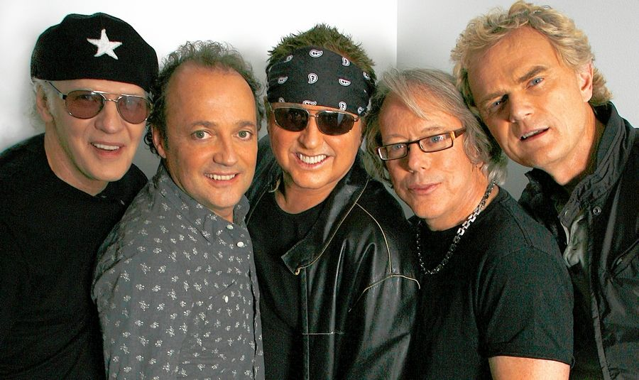 Loverboy is marking its 40th anniversary. The Canadian band has played the suburbs a number of times over the years and will return Saturday, Jan. 25, to Waukegan's Genesee Theatre.