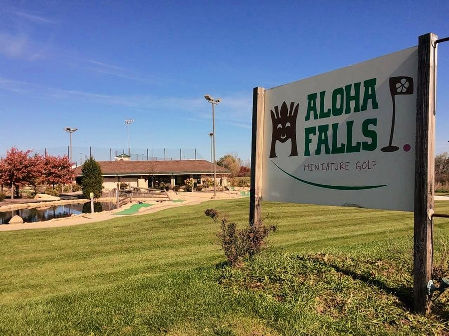 Retail uses, including a gas station, have been considered for the 27-hole Aloha Falls mini-golf course property in Libertyville.