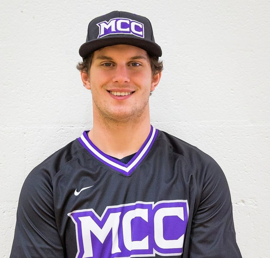 Zach Marszal is among the former student-athletes to be inducted into McHenry County College's Athletics Department Hall of Fame.