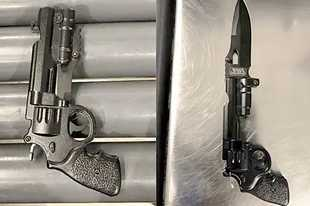 These gun/knife combo weapons were among the TSA's top 10 finds 2019.