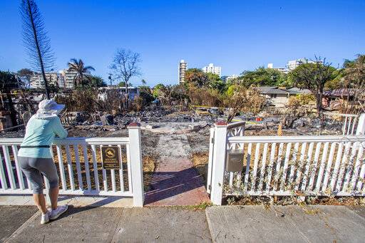 Officials Identify Remains Found In Burnt Out Hawaii Home