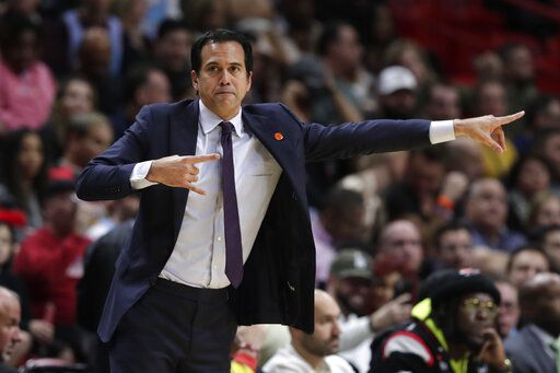 Spoelstra Says Butler S All Star Starting Snub Is A Joke