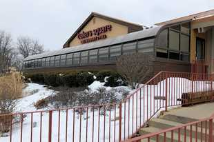 The Bakers Square restaurant in Libertyville closed on Friday as part of a corporate reorganization. The restaurant opened in 1975 as Poppin' Fresh.