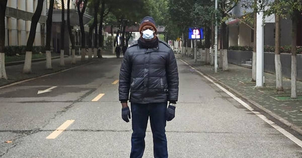 Africans in China lockdown see no escape...