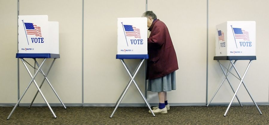 Voters in Nunda Township and McHenry Township will decide binding referendum questions March 17 on whether those government units should be abolished. Nunda Township officials say their part will take 17 years.