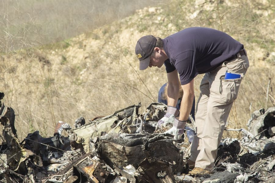 Facts Matter Misinformation Follows Helicopter Crash That Killed