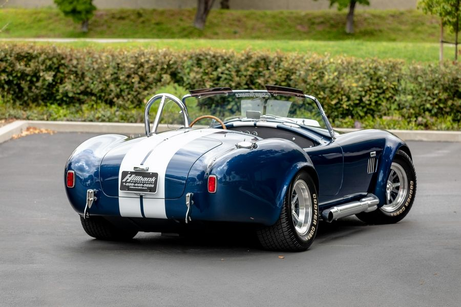 The MKIII will be given away June 6 during the museum's annual Cobra Day Car Show.