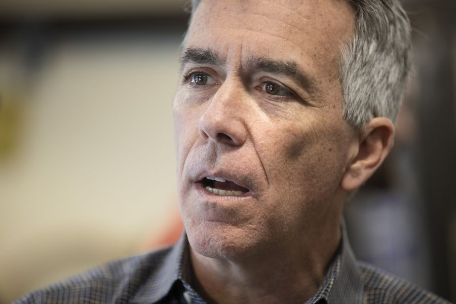 Republican presidential candidate former Rep. Joe Walsh ended his Republican primary challenge to President Donald Trump on Friday, abandoning an effort that faced long odds and financial struggles from the start.