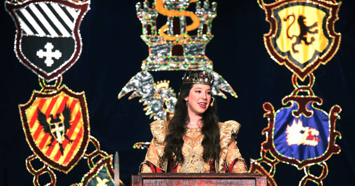 You can renew wedding vows at Medieval Times on Valentine ...