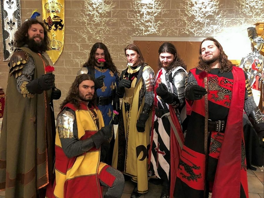 Renew your wedding vows at Medieval Times' ceremony