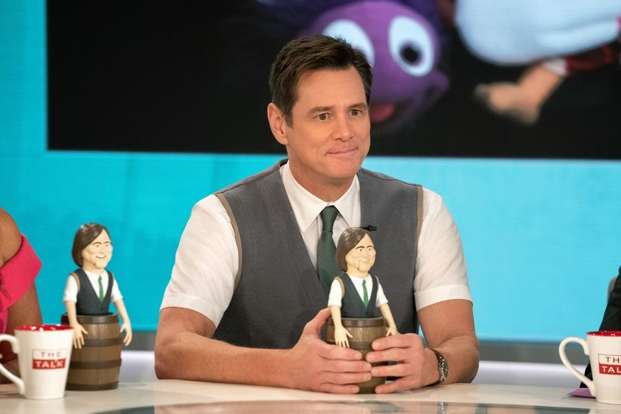 "Jim Carrey returns as Jeff Pickles for the second season of Showtime's ""Kidding."""