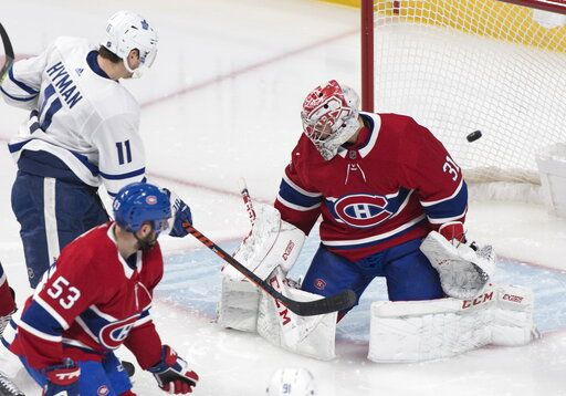Kovalchuk Scores In Ot Canadiens Rally Past Maple Leafs 2 1
