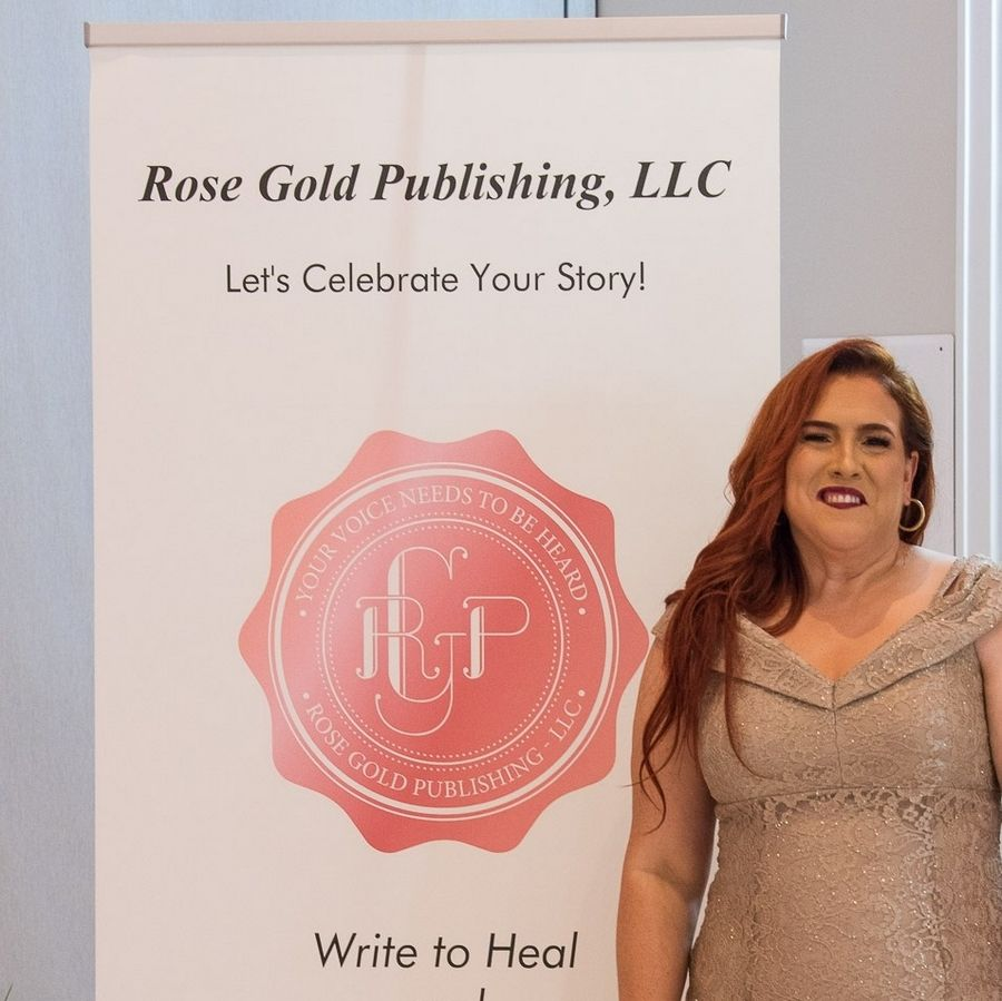 Dolly Cortes, CEO of Rose Gold Publishing LLC
