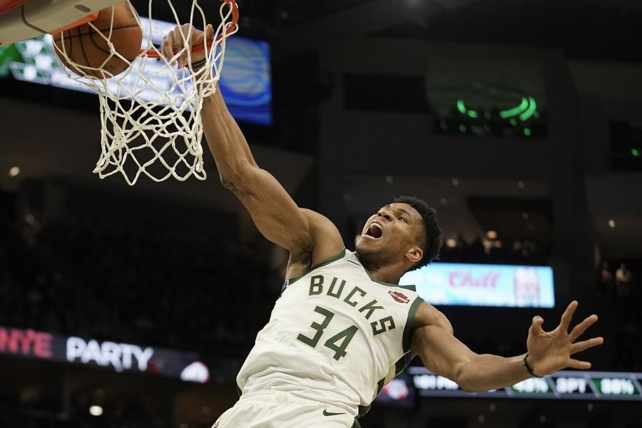 "Yeasayers will tell you this all-star weekend is a possible ""coming out party"" for Milwaukee's Giannis Antetokounmpo -- who pretty much already owns the game's global marquee and needs no coming out party."