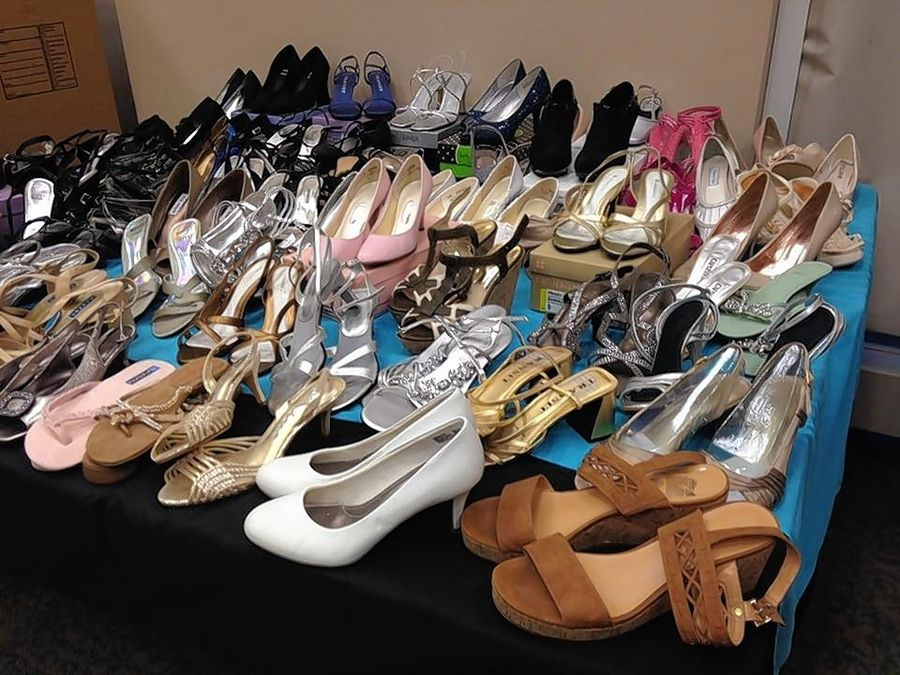 CHIP IN Batavia is accepting donations of prom accessories, such as purses, jewelry, hair accessories or shoes, as well as unopened makeup before its annual giveaway March 21.