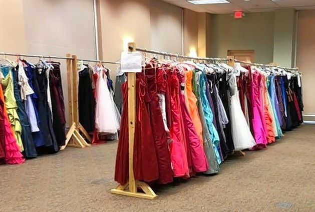 Through March 20, the Batavia Public Library is collecting donated prom dresses and accessories for CHIP IN Batavia's seventh annual Prom Dress Giveaway on Saturday, March 21.